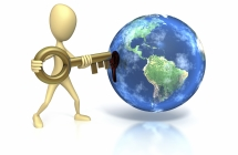 Keys to the world image