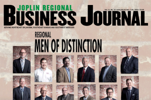 Joplin Regional Business Journal cover